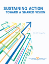 Sustaining Action Toward a Shared Vision report cover