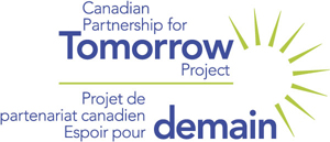 Canadian Partnership for Tomorrow Project logo