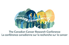 Canadian Cancer Research Conference logo