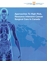 Approaches to High-Risk, Resource Intensive Cancer Surgical Care report cover