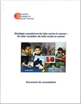 couverture du rapport - stratégie de 2006