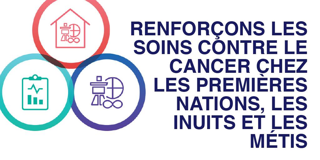 Renforçons les soins contre le cancer chez les Premières Nations, les Inuits et les Métis