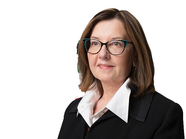 Cindy Morton, PDG du Partenariat