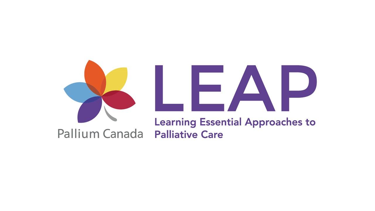 logo LEAP Pallium