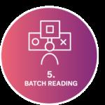 icon batch reading