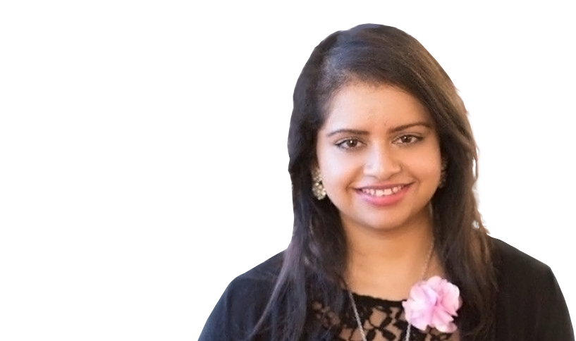 Vinesha Ramasamy, Partnership Patient and Family Advisor